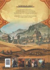 Verso de Nains -17- Gurdan du Malt