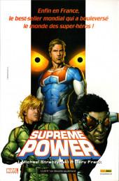 Verso de Marvel Legends -9- L'au-delà (1)