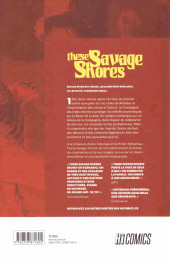 Verso de These Savage Shores