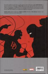 Verso de Daredevil Legacy -1a- Fisk : le maire