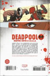 Verso de Deadpool - La collection qui tue (Hachette) -2873- Deadpool contre le S.H.I.E.L.D.