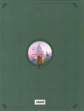 Verso de Le château des étoiles -INT5TL- De Mars à Paris