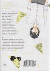 Verso de En proie au silence -2- Volume 2