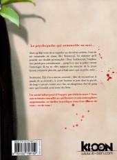 Verso de Killer Inside (The) -2- Volume 2