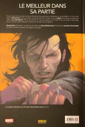Verso de Wolverine (Marvel Deluxe) -1- Les Frères