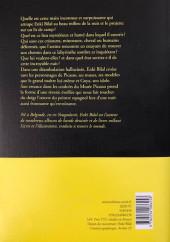 Verso de (AUT) Bilal - Nu avec Picasso