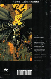 Verso de DC Comics - La légende de Batman -7254- Quand frappe leviathan