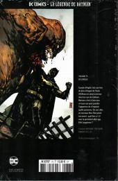 Verso de DC Comics - La légende de Batman -7370- De l'argile