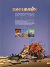 Verso de Danthrakon -2- Lyreleï la fantasque
