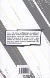 Verso de Kemono incidents -6- Tome 6