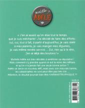 Verso de Mortelle Adèle -17- Karmastrophique !