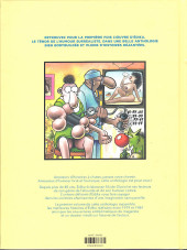Verso de Anthologie Édika -1- 1979>1984