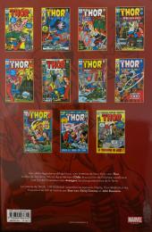 Verso de Thor (L'intégrale) -13- Intégrale 1971