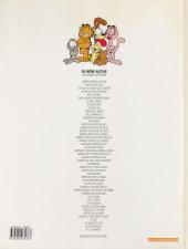Verso de Garfield -5b2008- Moi, on m'aime