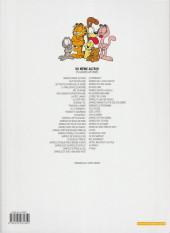 Verso de Garfield -8c2008- Qui dort, dîne !