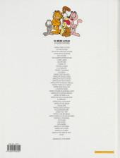 Verso de Garfield -24b2007- Garfield se prend au jeu