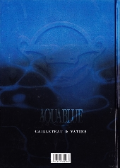 Verso de Aquablue -4EA- Corail noir
