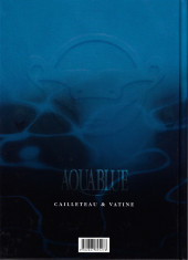 Verso de Aquablue -3EA- Le Mégophias