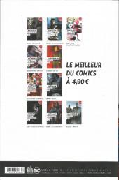 Verso de Le meilleur de DC Comics -6- Justice League : La promesse