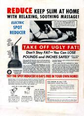 Verso de Adventures into Terror Vol.1 (Atlas - 1950) -244- Won't You Step into My Parlor…?