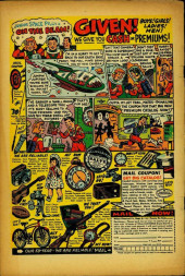 Verso de Adventures into Terror Vol.2 (Atlas - 1951) -28- The Smasher!