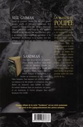 Verso de Sandman -2- La maison de poupée