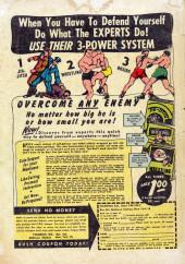 Verso de Adventures into Terror Vol.2 (Atlas - 1951) -12- 13th Floor! All Out!