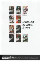 Verso de Le meilleur de DC Comics -3- Harley Quinn : Complètement marteau
