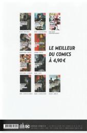 Verso de Le meilleur de DC Comics -4- Wonder Woman : Année un