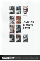 Verso de Le meilleur de DC Comics -5- Superman : Red son