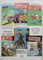 Verso de Flash (Artima) -9- Allo Z.9 : Le diamant du Duc de Réville - 2