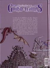 Verso de Les enquêtes de Goirïd et Leôdhas -1- Une proie pour l'ombre