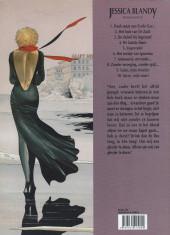 Verso de Jessica Blandy (en néerlandais) -3- De duivel bij dageraad