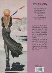 Verso de Jessica Blandy (en néerlandais) -7- Antwoord, stervende...