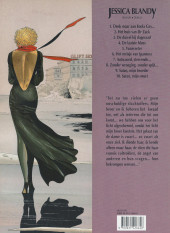 Verso de Jessica Blandy (en néerlandais) -10- Satan, mijn smart