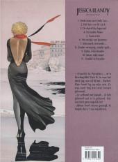 Verso de Jessica Blandy (en néerlandais) -11- Trouble in Paradise