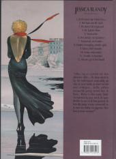 Verso de Jessica Blandy (en néerlandais) -12- Als een gat in het hoofd