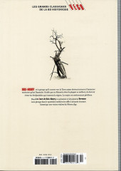 Verso de Les grands Classiques de la BD Historique Vécu - La Collection -15- Les Tours de Bois-Maury - Tome VIII : le Seldjouki