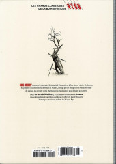 Verso de Les grands Classiques de la BD Historique Vécu - La Collection -16- Les Tours de Bois-Maury - tome IX : Khaled