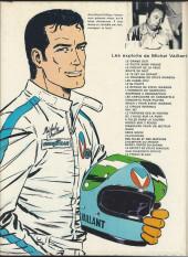 Verso de Michel Vaillant -16c1978- Km.357