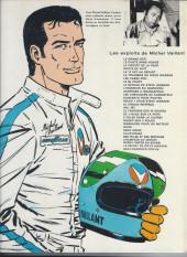 Verso de Michel Vaillant -14b 1976