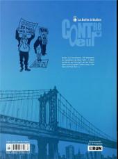 Verso de Le marathon de New York à la petite semelle - Tome a2020