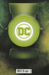 Verso de Green Lantern: 80th anniversary - Tome VC