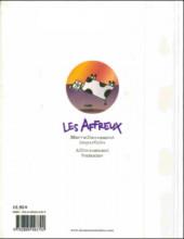 Verso de Les affreux (Miville) - Reine et la planète des Vieux Garçons