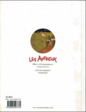 Verso de Les affreux (Miville) - Poléon et la chasse à l'orignal