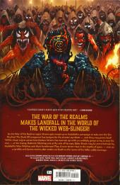 Verso de Venom: War of the Realms -INT- War of the Realms