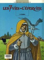 Verso de Les 7 vies de l'Épervier (Albums doubles France Loisirs) -34- L'arbre de mai / Hyronimus