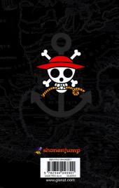 Verso de One Piece -95- L'aventure d'Oden