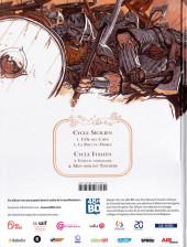 Verso de Ira Dei -148HBD2020- L'Or des Caïds