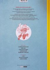 Verso de Lucky Luke -16ES- En remontant le Mississipi
